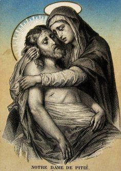 Notre Dame de Pitié ~ All About Mary