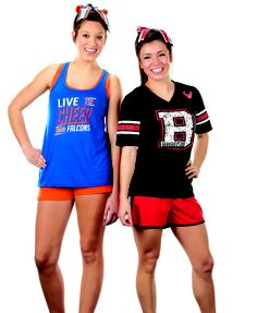 #throwback style! We're ready for camp...are you? #GTMcheer #welovecamp