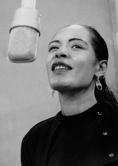 Billie holiday Jazz singer lady Day gardeniasYou can find Billie holiday and more on our website. Billie Holiday, Jazz Artists, Jazz Musicians, Music Artists, Miles Davis, Jazz Blues, Blues Music, Pop Music, Lady Sings The Blues