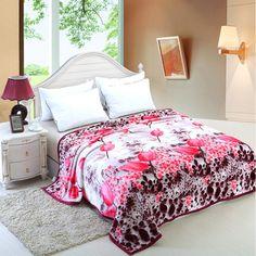 756d911af7 New Hot Ferret cashmere blanket Brand Adult Spring Summer Thick Warm Blanket  Super Soft Coral Fleece Blanket On The Bed