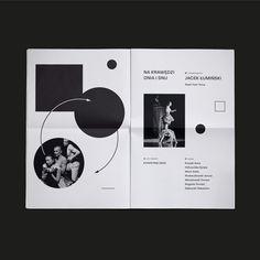 "bisoñ studio on Instagram: ""Historie Słowem Tańczone • Print #cover #editorial #layout #logo #branding #visualidentity #corporateidentity #typography #typeface #type…"" Layout, Logo Branding, Polaroid Film, Movie Posters, Movies, Instagram, Historia, Page Layout, Films"