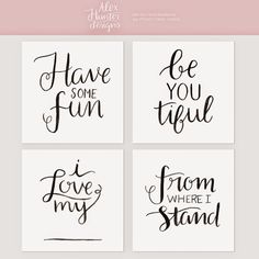 Free Printables | Sunlight & Air : #myselfiescrapbook