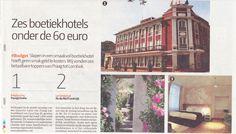 6 boetiek hotels onder de 60 euro deel 1