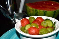 Carbonated Fruit Salad