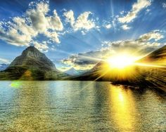 http://visitglacierpark.com Stunning photos of Glacier National Park's mountains, rivers and lakes. More information about visit glacier park, travel, outdoors please visit http://visitglacierpark.com