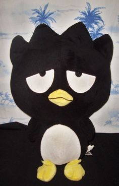 "Badtz Maru Sanrio Co Penguin 16"" Stuffed Animal Plush Plushie #SanrioCo"