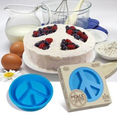 A peace cake anyone?