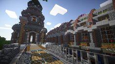 PigronCastle Minecraft World Save