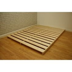 Shiki Futon Bed Base Want To Adapt One For My Kids Diy Bunk Mashup