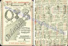 1937 - 1937_0009 - Régi magyar kártyanaptárak
