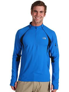 The North Face Men's Impulse 1/4 Zip Pullover