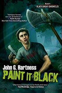 """Paint It Black""  ***  John G. Hartness  (2013)"
