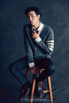 Lee Hyun Woo - Esquire Magazine March Issue '16