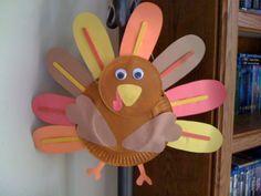 Kids craft, thanksgiving craft for kids, easy crafts for kids