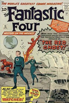 Fantastic Four 13 - Google Search