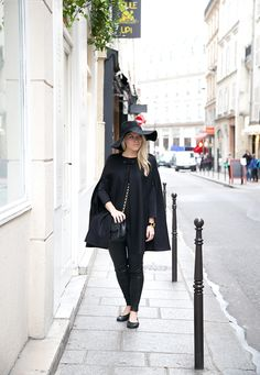 PARIS LOOKS : P.S. I love fashion by Linda Juhola