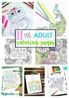 Adult Coloring Pages-jpg