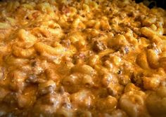 Taco Macaroni and Cheese Recipe -  Very Delicious. You must try this recipe!