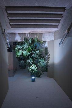 David kordansky gallery inside atmosphere interior for Raumgestaltung johnen