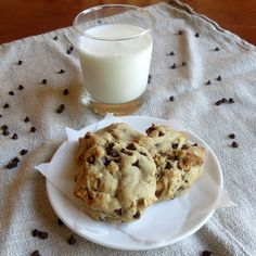 Softbatch Cream Cheese Chocolate Chip Cookies – Rumbly in my Tumbly