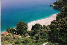 Saranda, Albanian coastline