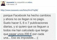"""Seguridad Informática """"A lo Jabalí ..."""": Facebook Rumores (Parte 18) Factura del Muro"""