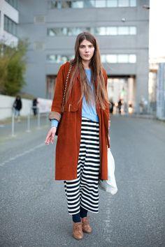 Ursina Gysi - the Fashion Spot