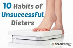 All the cookies you didn't eat, all the willpower you maintained, all the minutes you logged at the gym--so why aren't you losing weight? These bad habits may be to blame.