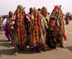 GOSSIP, GISTS, EVERYTHING UNLIMITED: Masquerades Invade Ondo church, Flog Pastors and W...