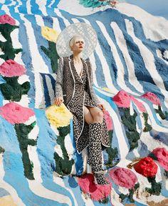 Paper Magazine stylist Shirley Kurata