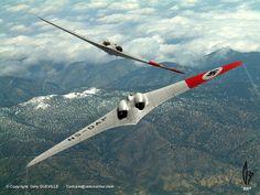 Horten Ho-IX Gotha Go 229 o Ho 229 flying wings