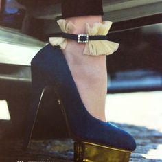 Charolette Olympia heels!!! Love!!