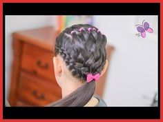 Hairstyles with Rubber Bands 164939 131 Best Elastic Hairstyles Images On Pinterest In 2018 Of Hairstyles with Rubber Bands 164939 Luarne Simmons Krazynlov08 On Pinterest