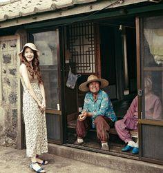 """ユナ(Yoona, 윤아) – Innisfree """"済州 ecohealing travel Vol.3″ SHQ Pictures"""