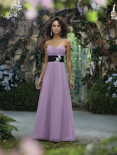 Style 524   Disney Royal Maidens Bridesmaid Dresses   Alfred Angelo