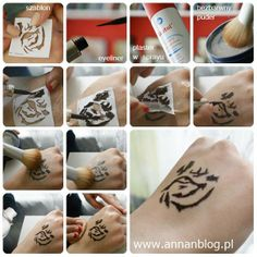 www.annanblog.  Waterproof eyeliner tattoo