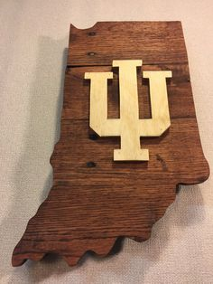 Legacy Athletic Indiana University Bloomington is My Happy Place Metal Sign