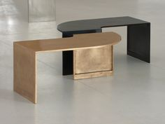 Table basse Curve