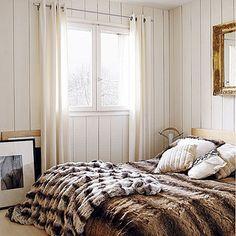 #home #homedecor #decoration #chalet #bedroom