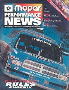 2000 Dodge Performance Factory Magazine Magnum NASCAR