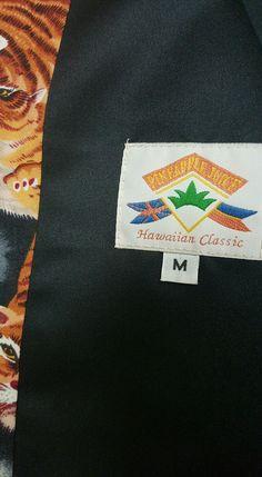 Med Vintage Pineapple Juice Sport Coat Hawaiian Blazerrare Roaring Tiger 1940'S | eBay