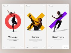 by Johan Adam Horn 🙈 - PowerPoint Design Inspiration Best Picture For outfits con botines For Your Taste You are looking - Powerpoint Design Inspiration, Webdesign Inspiration, Graphic Design Inspiration, Web And App Design, Graphisches Design, Layout Design, Logo Design, Print Design, Funky Design