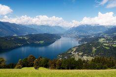 Millstätter See / Kärnten, Austria  << Lake Millstatt - Carinthia, Austria >>