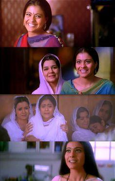 """Kabhi Khushi Kabhi Gham.....one of the movies that make me cry every single time i watch it...""""Keh Diya to bas keh diya"""""""