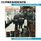 5-10-15-20-25-30 Years of Love: The Greatest Hits [CD]