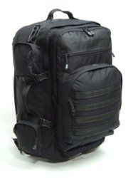 Long Range S.O.C. Gear - BLACK (T27 SEC D RW 2) -- Startling review available here  : Day backpacks