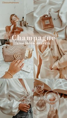 Champagne - 3 Mobile Lightroom Presets @dolcevitapresets #lightroompresets #lightroom #mobilepresets #presets #editpic #natural #naturalpreset #blogger #minimalist #indoor 3 Mobile, Camera Settings, Outdoor Photography, Perfect Photo, Artist At Work, Lightroom Presets, Filters, Vsco, Champagne