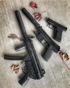Tactical Firearms — tacticalsquad: Via Weapons Guns, Guns And Ammo, Airsoft, Arsenal, Gun Art, Submachine Gun, Shooting Guns, Military Guns, Cool Guns