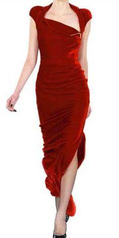 red-velvet-antonio-berardi-dress