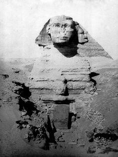 02_Giza Necropolis - Sphinx   by usbpanasonic